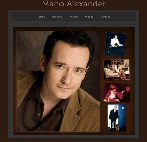 Mario Alexander Portfolio Img