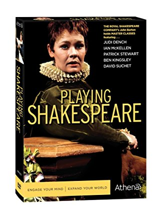 playing shakespeare dvd Img